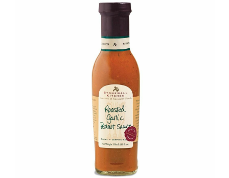 Stonewall Kitchen Roasted Garlic Peanut Sauce