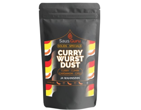 Saus.Guru Solids Curry Dust Beutel 310g