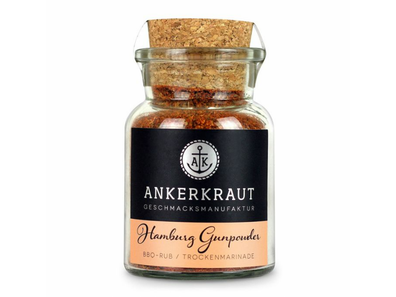 Ankerkraut Hamburg Gunpowder 90g