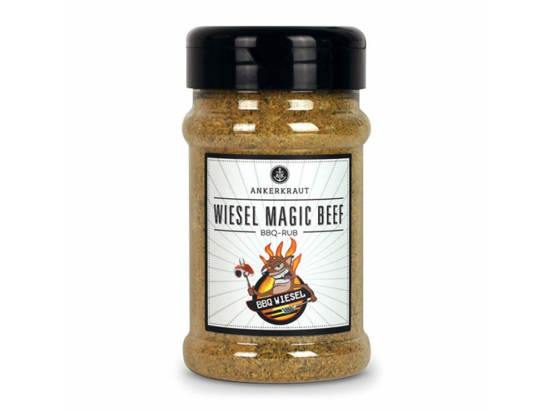 Ankerkraut Rub Wiesel Magic Beef 200g