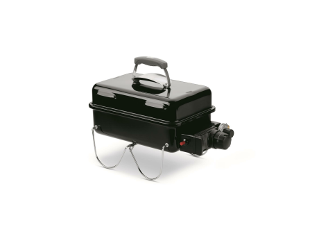 Weber Go-Anywhere Gas, Black