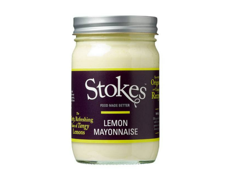 Stokes Lemon Mayonnaise 345ml