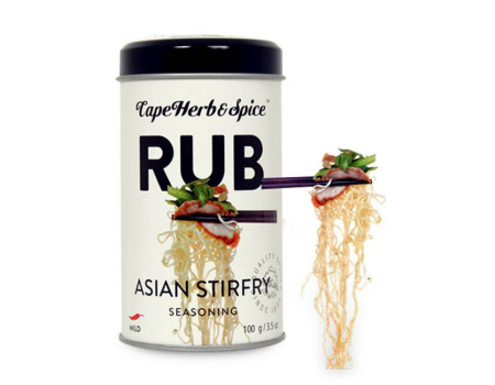 Cape Herb Rub Asian Stirfry 100g