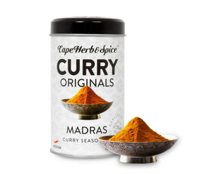 Cape Herb Curry Madras 100g