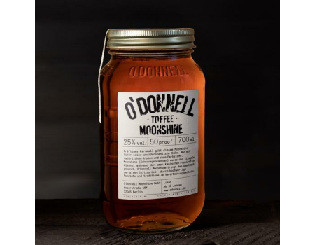 O'Donnell TOFFEE (25% vol.) 700ml