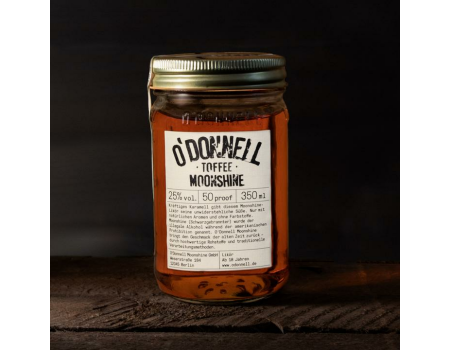 O'Donnell TOFFEE (25% vol.) 350ml